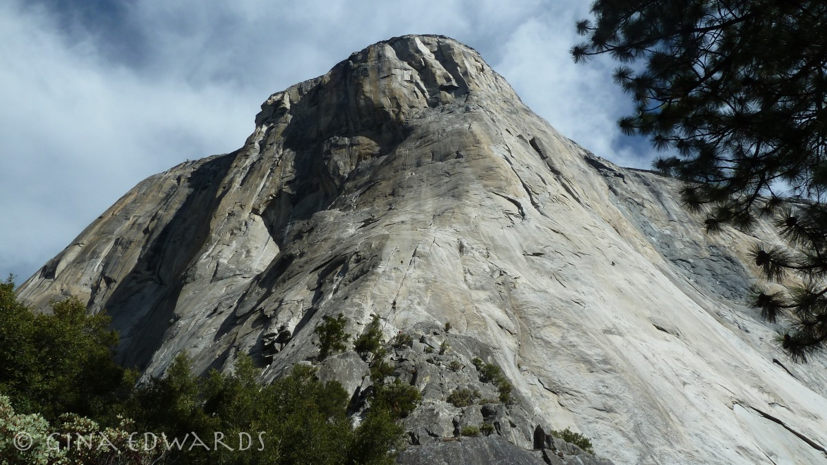 Climbing The Nose on El Capitan