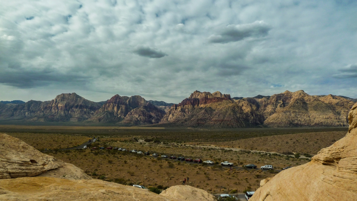 A Road Warrior's Guide to Red Rock